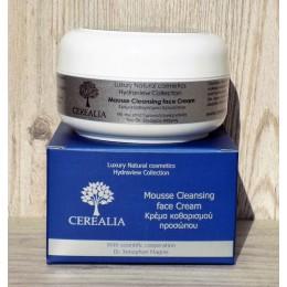 Mousse Cleansing Face Cream - Κρεμα Καθαρισμου προσωπου 200 ml