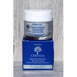 Super Μarine collagen Hyaluronic Hydrating Cream Κρεμα Ημερας Συσφικτικη με Υαλουρονικο