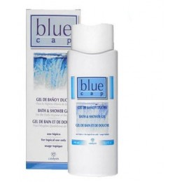 BLUE CAP BATH AND SHOWER GEL 400 ML
