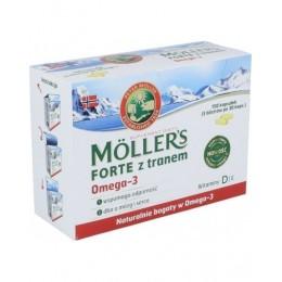 Nature's Plus Mollers Forte Omega3 150caps