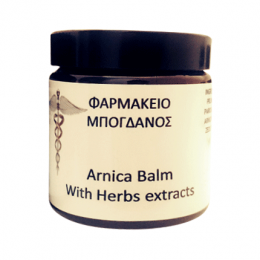Arnica Balm With Herbs Extracts Φυσικά καλλυντικά