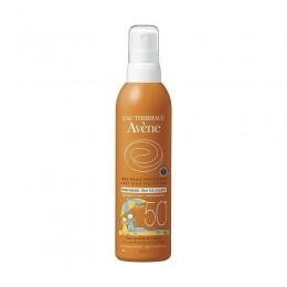 Avene Spray Enfant Sans Parfum SPF50+