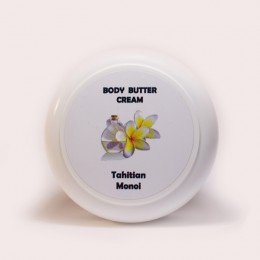 BODY BUTTER CREAM -TAHITIAN MONOI 200ml