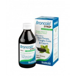 HealthAid Broncold Syrup 200 ml