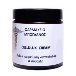 Cellulux Cream - Κρέμα για μείωση κυτταρίτιδας και σύσφιξη 120ml