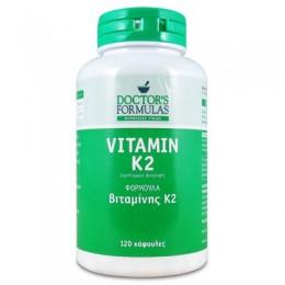 VITAMIN K2 Συμπλήρωμα Διατροφής 120caps
