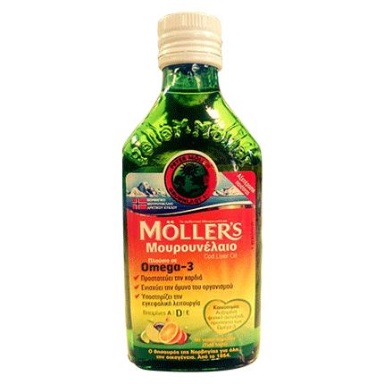 Mollers  Tutti Frutti 250ml